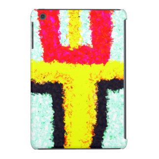 multicolored cool pattern iPad mini retina case