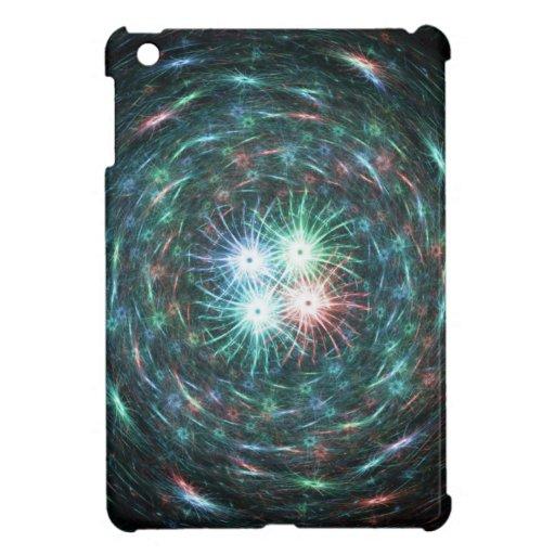 Multicolored Flurry Case For The iPad Mini