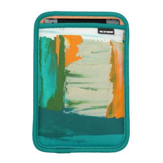 Multicolored Free Expression Painting iPad Mini Sleeve