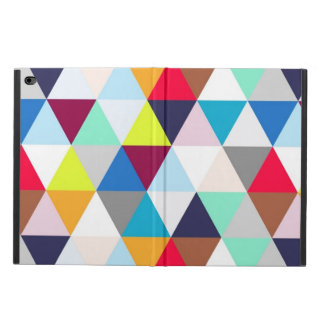 Multicolored Geometric Pattern Powis iPad Air 2 Case