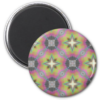 Multicolored Gift Office Household, Products 6 Cm Round Magnet