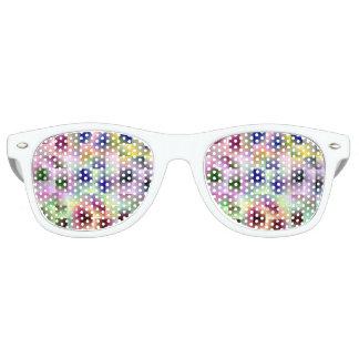 Multicolored glasses