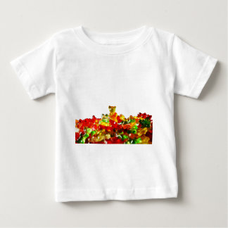 Multicolored Gummy Bears Baby T-Shirt
