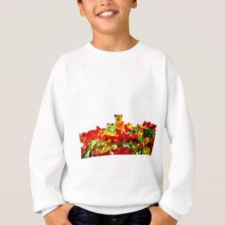 Multicolored Gummy Bears Tee Shirt
