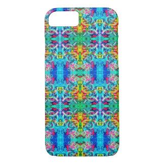 Multicolored IPad Case