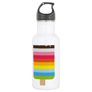 Multicolored Lolly Pop Icecream 532 Ml Water Bottle