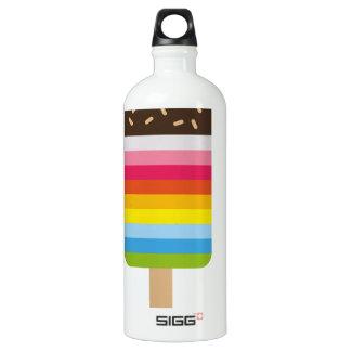 Multicolored Lolly Pop Icecream SIGG Traveler 1.0L Water Bottle