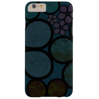 Multicolored Modern Floral Barely There Phone Case
