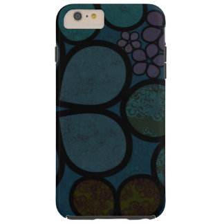 Multicolored, Modern, Textured Floral Phone Case