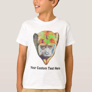 Multicolored Monkey T-Shirt
