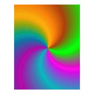Multicolored - Multicoloured Full Color Flyer