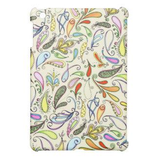 Multicolored Paisley Case Case For The iPad Mini