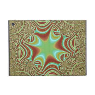 Multicolored Pattern iPad Mini Cover