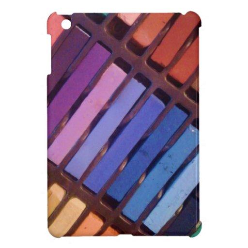 Multicolored Pattern iPad Mini Covers