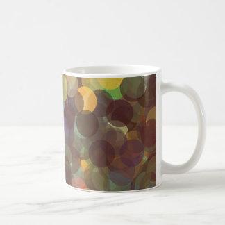 Multicolored Rays of Light Pattern Mug