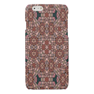 Multicolored small square pattern iPhone 6 plus case