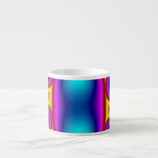 MUlticolored Espresso Cup
