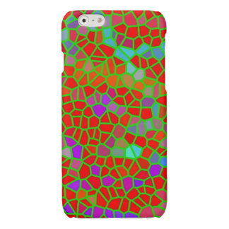 Multicolored stained glass iPhone 6 plus case