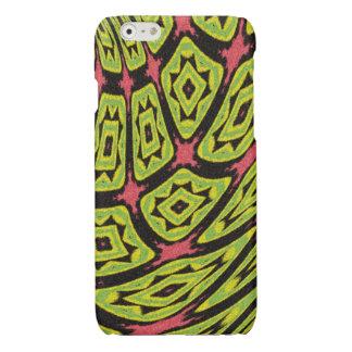 multicolored strange art pattern iPhone 6 plus case
