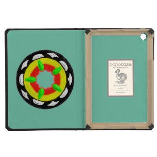 Multicolored trendy abstract pattern iPad mini retina covers