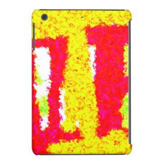 Multicolored trendy pattern iPad mini retina covers