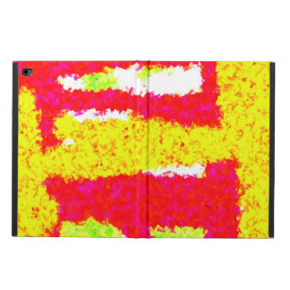 Multicolored trendy pattern