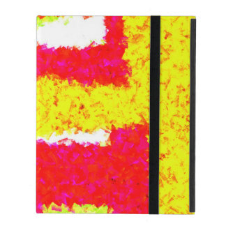 Multicolored trendy pattern cases for iPad