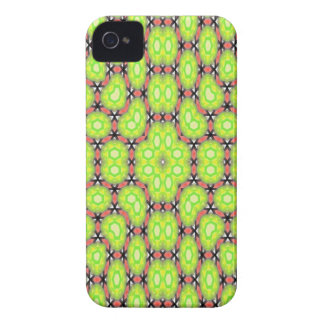 Multicolored trendy pattern iPhone 4 Case-Mate case