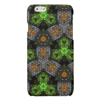 Multicolored trendy pattern iPhone 6 plus case