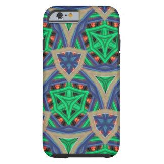 multicolored trendy pattern tough iPhone 6 case