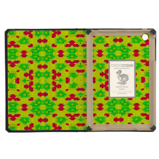 Multicolored trendy stylish pattern iPad mini retina covers