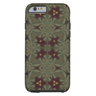 Multicolored ugly Abstract Pattern Tough iPhone 6 Case