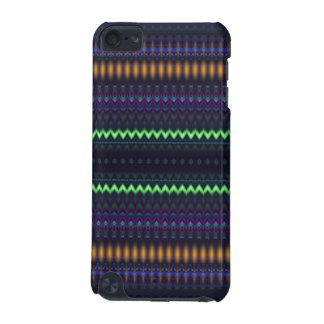 Multicolored Zigzag and Striped iPod Touch (5th Generation) Cases