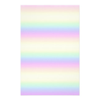 Multicolour pattern stationery