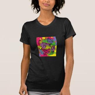 Multicoloured dog T-Shirt