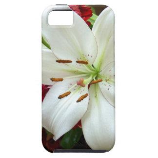 Multicoloured Flower Design iPhone 5 Case