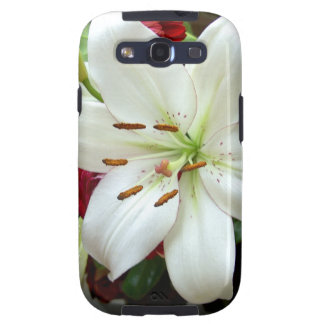 Multicoloured Flower Design Galaxy S3 Covers