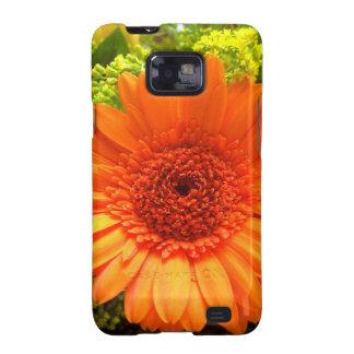 Multicoloured Flower Design Galaxy S2 Case