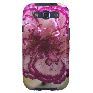 Multicoloured Flower Design Galaxy SIII Cases