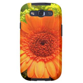 Multicoloured Flower Design Galaxy S3 Case