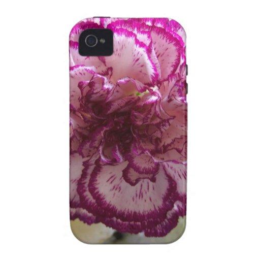 Multicoloured Flower Design iPhone 4 Case