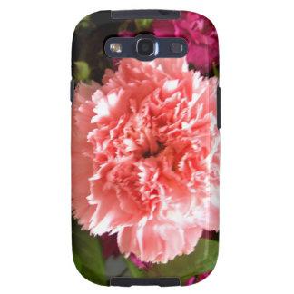 Multicoloured Flower Design Galaxy SIII Cover