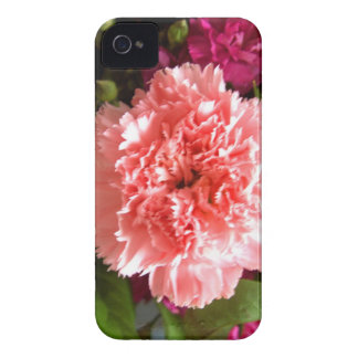 Multicoloured Flower Design iPhone 4 Cover