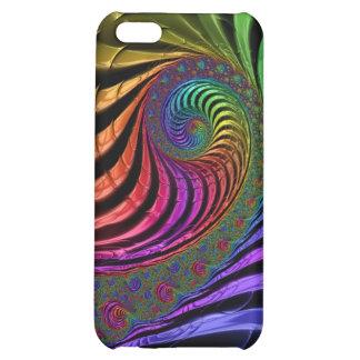 Multicoloured fractal iPhone case Case For iPhone 5C