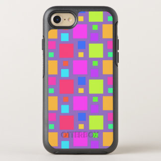 Multicoloured Squares 2011 OtterBox Symmetry iPhone 8/7 Case