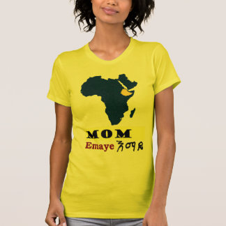 Multicultural Family T-Shirt -- Mother