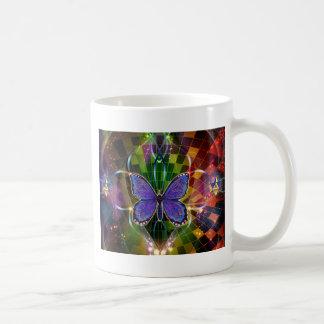 Multidimensional Transformation - Sacred Geometry Coffee Mugs