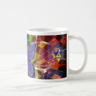 Multidimensional Transformation - Sacred Geometry Mug