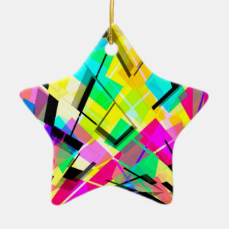 Multifaceted Christmas Ornament