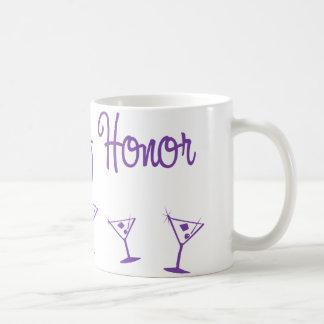MultiMartini-MaidHonor-Purp Mug